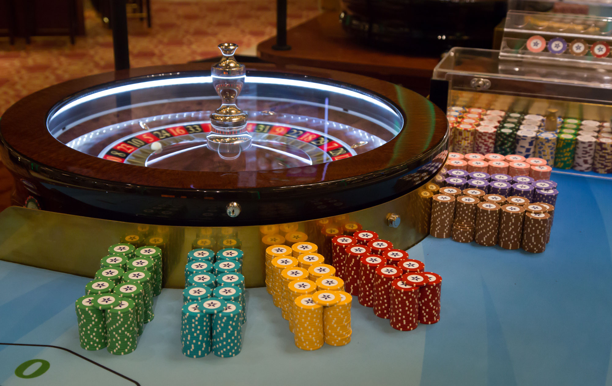 Eight Lessons Around Casino You Will Need To Understand Before You Hit
