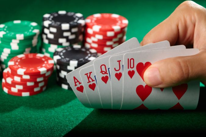 Listed Right Here Are Eight Noteworthy Tips On Gambling