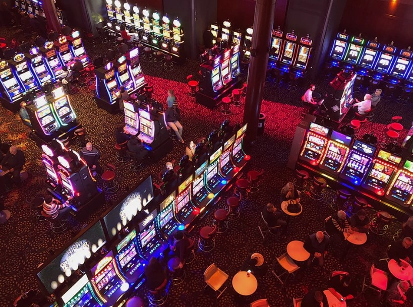 To Those Who Want To Start Casino However Are Affraid To Get Began