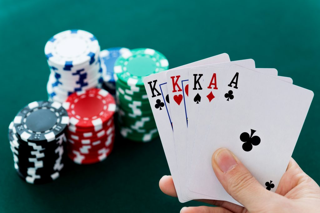 The Way To Study Online Casino